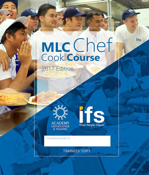 MLC Chef Cook Course manual